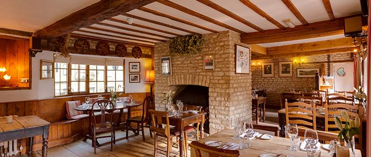 The Restaurant at The White Hart